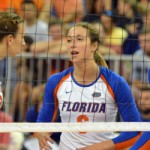 Volleyball tops Illinois 3-2, advances to Elite Eight