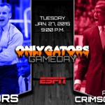 Gameday: Florida Gators at Alabama Crimson Tide – Donovan struggling with inconsistent team