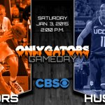 Florida Gators vs. UConn Huskies preview: UF not seeking Final Four revenge, G Eli Carter in limbo