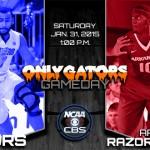 Gameday: Florida Gators vs. Arkansas Razorbacks – Counting on Dorian Finney-Smith