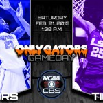 Gameday: Florida Gators at LSU Tigers