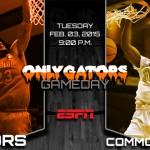 Gameday: Florida Gators at Vanderbilt – Shooting woes, inconsistency hindering progress
