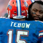 Former Florida Gators LB Brandon Spikes: 'I've already set my watch: it's Tebow time.'