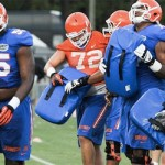 McElwain: 'Doesn't look great' for Florida Gators offensive tackle Roderick Johnson