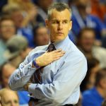 Florida coach Billy Donovan remains silent as Oklahoma City Thunder speculation grows