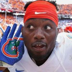 Jacksonville Jaguars select Florida Gators DE/LB Dante Fowler Jr. with No. 3 pick of 2015 NFL Draft