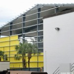 Florida Gators football's new indoor practice facility going up fast, on schedule