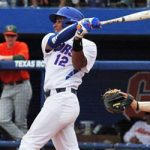 Florida SS Richie Martin goes to Oakland Athletics with No. 20 overall pick in 2015 MLB Draft