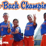 Florida Gators react on Twitter to softball winning back-to-back national championships