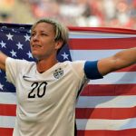 Abby Wambach, United States and Florida Gators soccer star, announces retirement