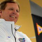 4 BITS: McElwain's car wash, Jackson charged, Florida Gators practice, Leak joins Bucs