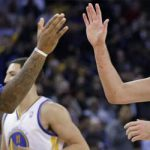 4 BITS: Florida Gators F/C David Lee traded from Golden State Warriors to Boston Celtics