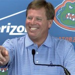 Jim McElwain talks Florida Gators quarterback battle, evaluates players after first win
