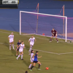 WATCH: Florida Gators soccer player scores thrilling buzzer-beater goal in double overtime