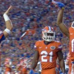 Quick hits: No. 25 Florida Gators annihilate No. 3 Ole Miss 38-10 in Swamp shellacking