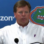 McElwain talks offensive struggles, defensive successes as Gators prep for Gamecocks