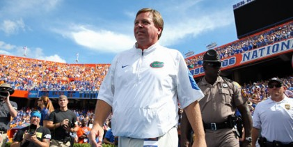 Gators release updated contracts for 2016 coaches: Collins gets massive raise