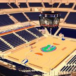 How renovations to the Stephen C. O'Connell center will affect students and fans at home