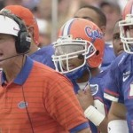 Steve Spurrier practice pop-in of value to Gators