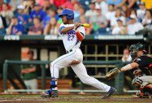 Gators get no-hitter; hit grand slam, walk-off; steal home