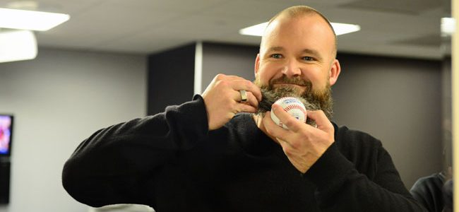 Ex-Gators catcher David Ross of Cubs homers in his last game, Game 7 of the World Series