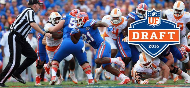 2016 NFL Draft: Florida Gators predictions, superlatives
