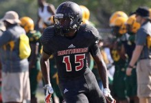 TE Kemore Gamble commits to Gators after Florida spring game