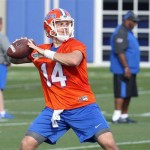 A look at Florida's QB situation: Luke Del Rio set for surgery on throwing shoulder
