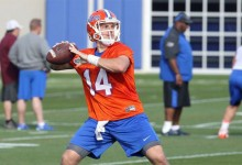 Florida coach Jim McElwain's post-spring QB evaluations positive for Luke Del RIo