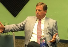 Florida coach Jim McElwain's name being thrown around for Oregon job
