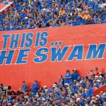 Florida Gators' offensive line has come 'light years' since 2015