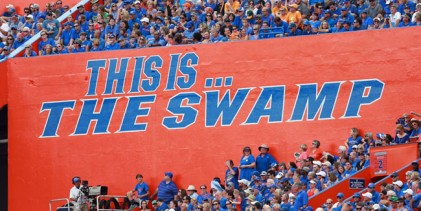 Ranking Florida Gators football's most anticipated games of 2016