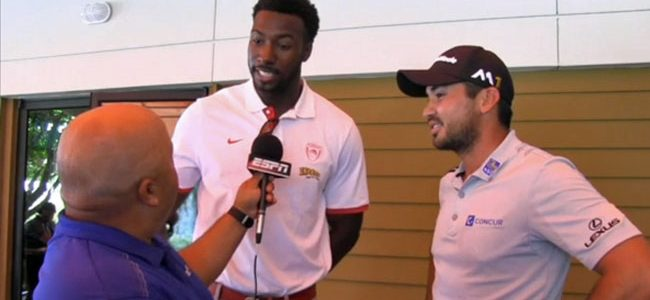 Patric Young's new job: Spokesman for world No. 1 golfer Jason Day
