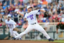 Florida baseball on the edge of another College World Series failure