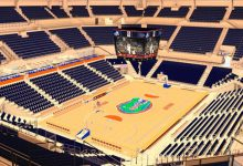 Florida Gators sell corporate sponsorship, change basketball arena name
