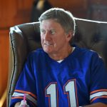 LOOK: The nameplate outside Steve Spurrier's new office at Florida is perfection