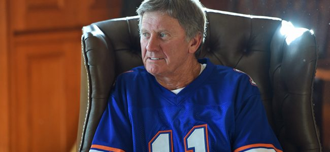 'Bored' Steve Spurrier to speak to the Florida Gators on Thursday before homecoming