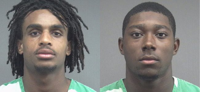 Florida Gators freshman WRs Tyrie Cleveland, Rick Wells arrested for weapon, property damage felonies