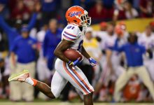 Florida WR Antonio Callaway cited for marijuana possession while in vehicle