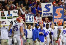 Florida loses second defensive back in a day, this one to transfer