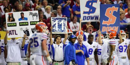 Media: Florida Gators to finish second in SEC East; nine voted to preseason All-SEC teams