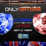 No. 25 Florida Gators football vs. UMass: What you need to know, game pick, how to watch live