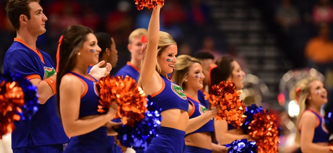 Florida's top women's basketball player quits team after receiving suspension for one half
