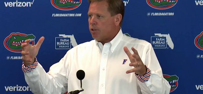 Gators healthier than expected but Florida still shorthanded at LSU