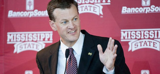 Florida will reportedly hire Mississippi State's Scott Stricklin as new athletic director