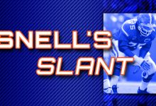 Snell's Slant: Enough is enough, the Gators have to get it together on offense