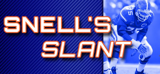 Snell's Slant: Florida is exceeding expectations again, and this time it feels real