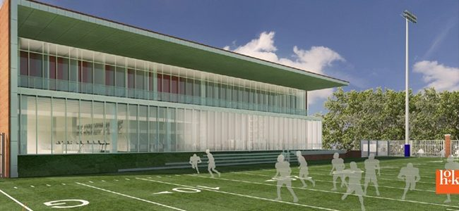 A detailed look at the new Florida Gators standalone football complex