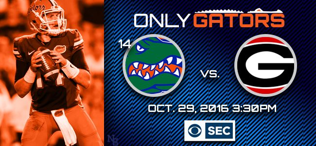No. 14 Florida Gators football vs. Georgia: Game pick, prediction, live stream, what to watch