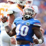 2017 NFL Combine results: Florida Gators begin workouts with rough outing for David Sharpe